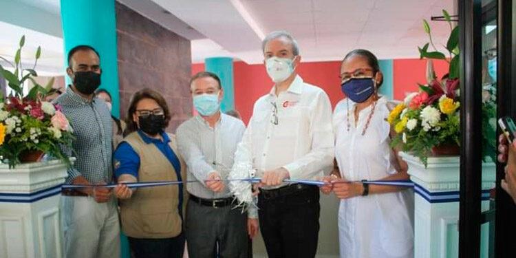 El CITE fue inaugurado recientemente como uno de los proyectos más modernos, destinados a la juventud de Comayagua.