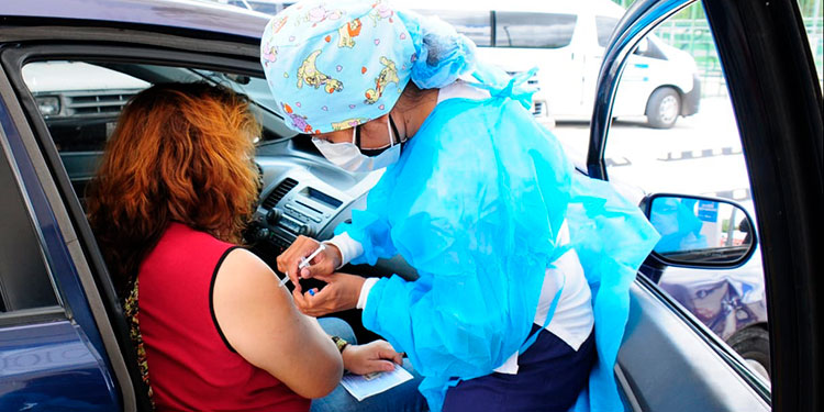 El próximo fin de semana las autoridades podrían realizar el Vacunatón anticovid en la colonia Cerro Grande de la capital.