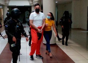 Luis Humberto Medina Campos fue capturado en el 2020, en la residencial El Barrial, en San Pedro Sula.