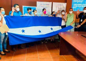 Hay 164 Consejos Municipales y cinco Departamentales en Copán, Gracias, Intibucá, El Paraíso y Ocotepeque.