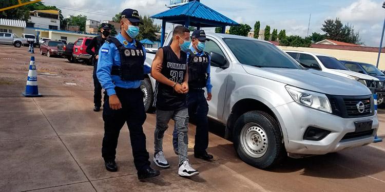 """Hoy mismo, la DPI puso a """"Luz Clarita"""" a la orden de las autoridades competentes para que se proceda conforme a ley."""