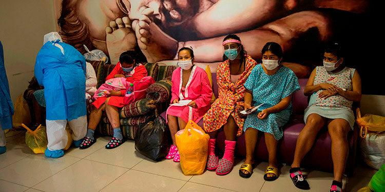 Las mujeres embarazadas son mucho más vulnerables que las demás féminas, han advertido los médicos.
