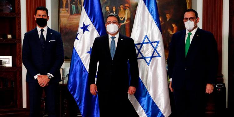 El 24 de junio de 2021 se inauguró la embajada de Honduras en Jerusalén y próximamente se abrirá la de Israel en Tegucigalpa.