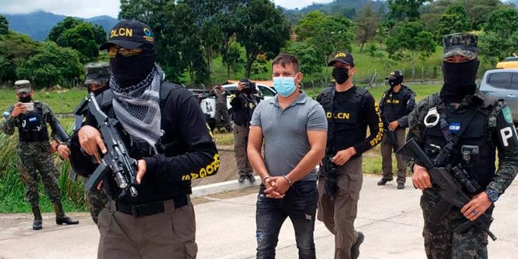 """Óscar Fernando Santos Tobar (35), alias """"Teto Santos"""", es pedido en extradición por delitos relacionados al tráfico de droga en fuertes cantidades a EE. UU."""