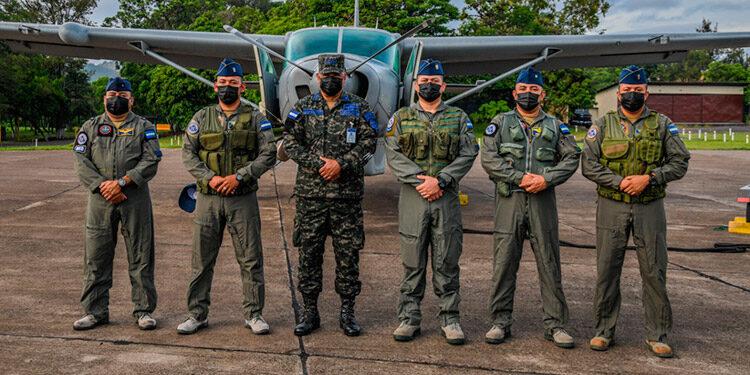 Un equipo de la FAH estará por 10 días en Antioquia, Colombia, en un simulacro sobre desastres naturales.