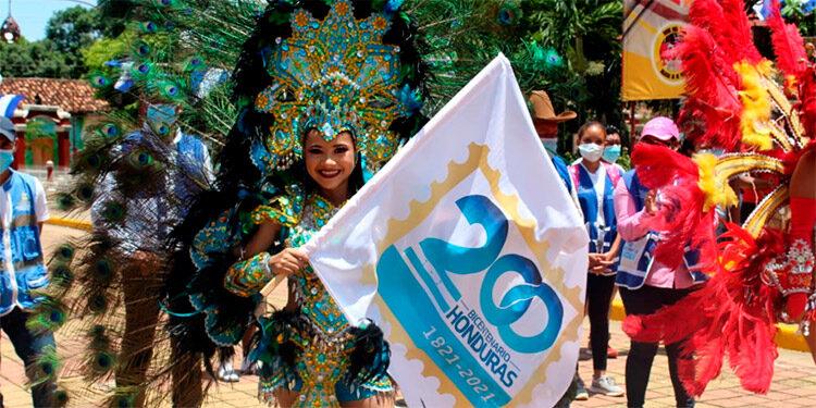 En Campamento se llevó a cabo el primer festival cultural.