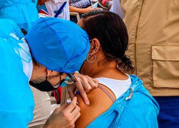 A criterio del secretario del Fonac, Omar Rivera, el Vacunatón debe realizarse también en otras ciudades del país.