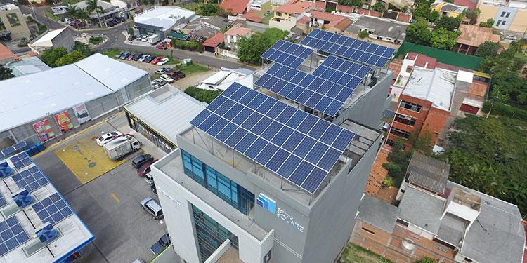 Para los interesados en energía solar, Equipos Industriales se pone a la disposición en sus tiendas de Tegucigalpa y San Pedro Sula.