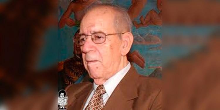 Felipe Elvir Rojas, poeta y escritor.