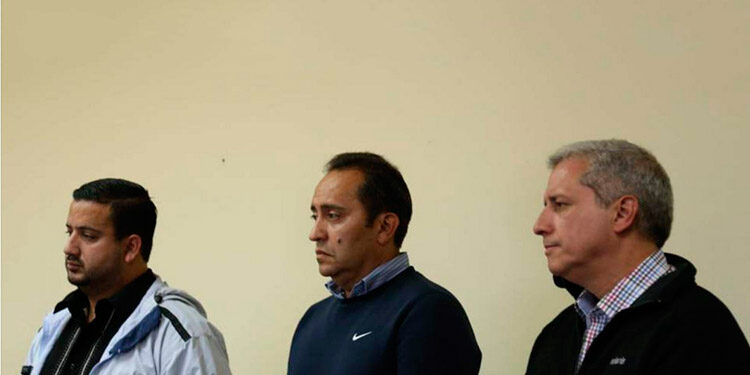 Juan Carlos Maradiaga Ortiz, José Ramón Bertetty Osorio y Mario Roberto Zelaya Rojas, serán trasladados desde la cárcel hasta el juzgado por este nuevo caso.