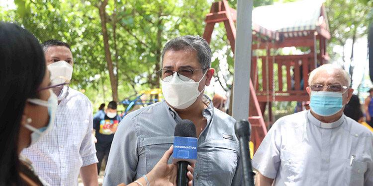 """""""Los expertos saben cómo hacerlo, y en lo que requieran de nosotros, pues nosotros estamos para apoyarlos"""", apostilló Hernández."""