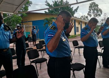 Las jornadas de oración serán extendidas en los próximos dos días, por lo que se invita a la población a que siga pendiente de las redes sociales de la Policía Nacional.