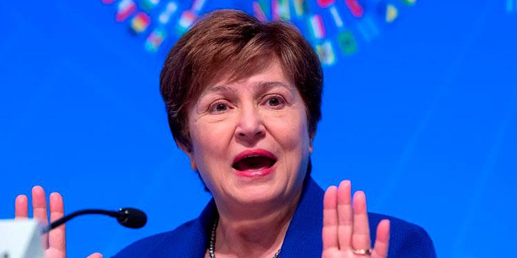 """Kristalina Georgieva: """"La asignación DEG  beneficiará a todos los países miembros""""."""