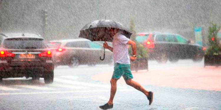 Una onda tropical podría generar lluvias en la zona norte y occidente del país, en el transcurso de esta semana.