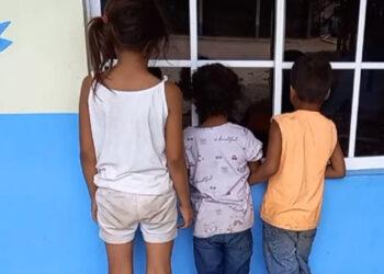 Los menores que gozan de protección legal fueron recuperados en la ciudad de Juticalpa, luego de haber sido raptados en San Ignacio, Francisco Morazán.