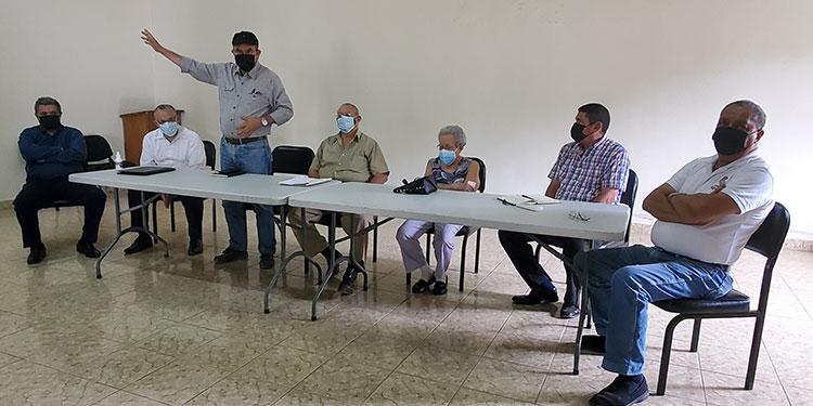 Miembros de la Fundeoriente, expresaron su solicitud al gobierno para que el año próximo se pueda terminar el proyecto carretero Morocelí-Tegucigalpa.