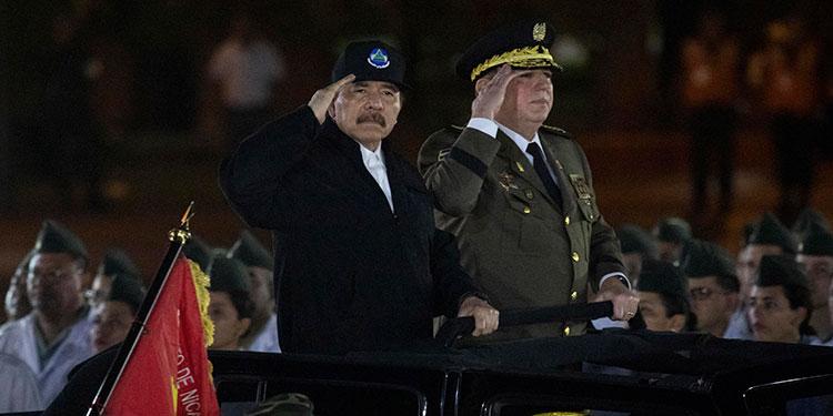 Nicaragua canceló el lunes el permiso para funcionar a seis ONGs de Estados Unidos y Europa, días después de que el gobierno de Daniel Ortega recibió sanciones por la detención de una treintena de opositores. (LASSERFOTO AFP)