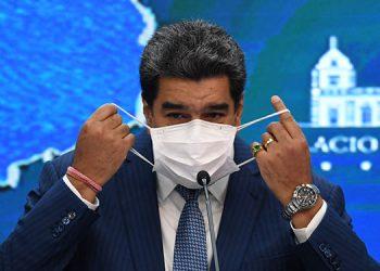 El Departamento de Estado de EE. UU. eludió responder a la oferta de Nicolás Maduro de conversaciones directas con Washington.  (LASSERFOTO  AFP)