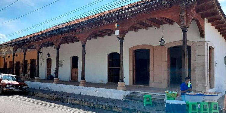 La casa donde nació el redactor del acta de Independencia está ubicada en el centro de la ciudad de Choluteca