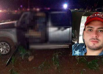 Órganos de justicia y seguridad investigan la muerte violenta del joven universitario Erick Vallecillo (foto inserta), quien estaba próximo a culminar la carrera de Derecho, según sus consternados parientes.