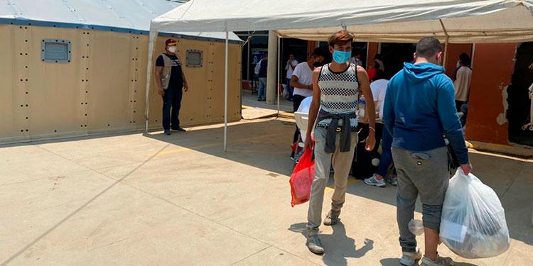 33 mil migrantes hondureños han sido retornados.