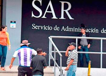 SAR envió al MP expedientes de cinco empresarios evasores del fisco.