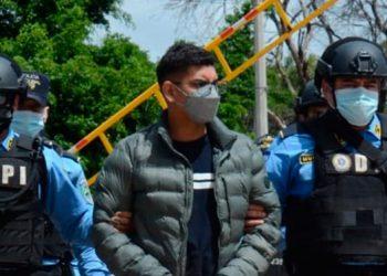 Fiscalía hundió a Michael André Mejía Carranza (21) con el vaciado de su propio teléfono.