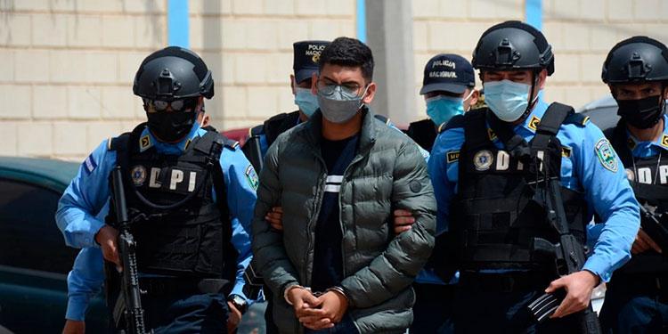 Michael Andrade Mejía Carranza, renunció al BCH, el lunes, el martes fue capturado.