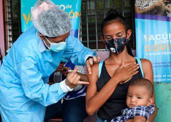 Todo un éxito la segunda jornada de Vacunatón.