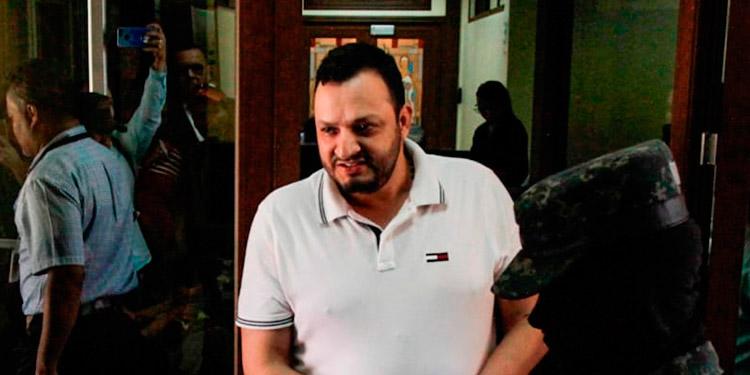 El hondureño José Rafael Sosa Méndez es solicitado por la Corte del Distrito Sur de Nueva York, de Estados Unidos, por supuestos delitos de narcotráfico.