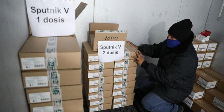 40 mil hondureños recibirán doble dosis de Sputnik V.