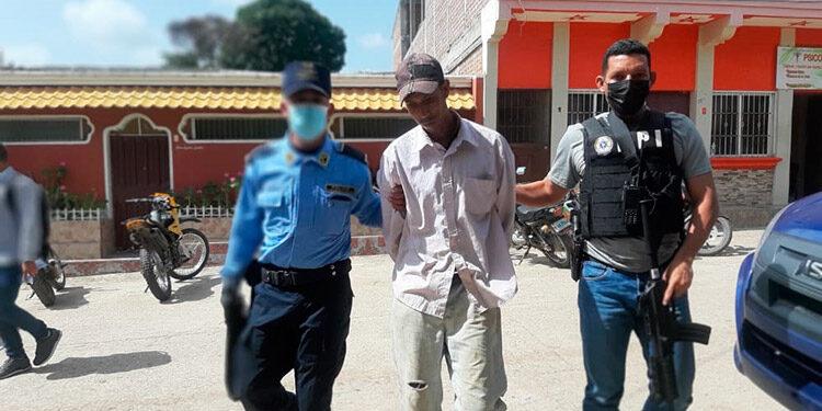 El crimen fue perpetrado en la ciudad de Talanga, Francisco Morazán.