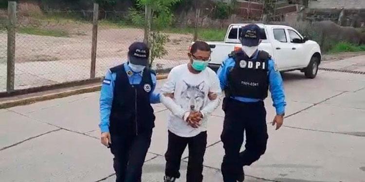 """""""El Mudo"""" fue detenido el pasado sábado 7 de agosto, en la colonia 21 de Octubre."""
