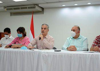 El presidente CCEPL, Yani Rosenthal, aplaudió los acuerdos alcanzados.