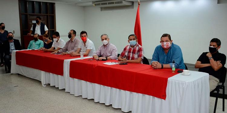 Yani tendrá reunión con los diputados de Comayagua en Siguatepeque.