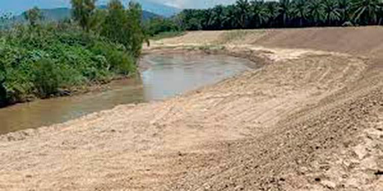 Valle de Sula tiene 900 kilómetros de bordos.