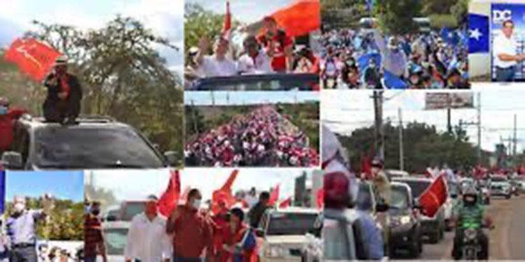 La campaña arranca mañana hasta el 22 de noviembre, según el cronograma electoral.