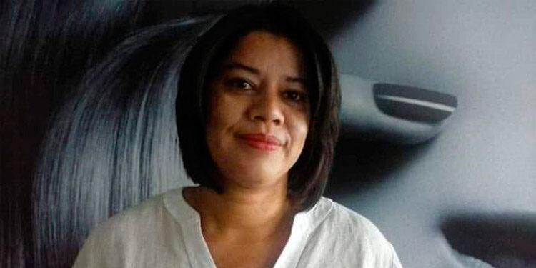 """El cadáver de la doctora Cristina Guadalupe Ponce Romero (47), fue encontrado en la zona de """"Satuyé""""."""