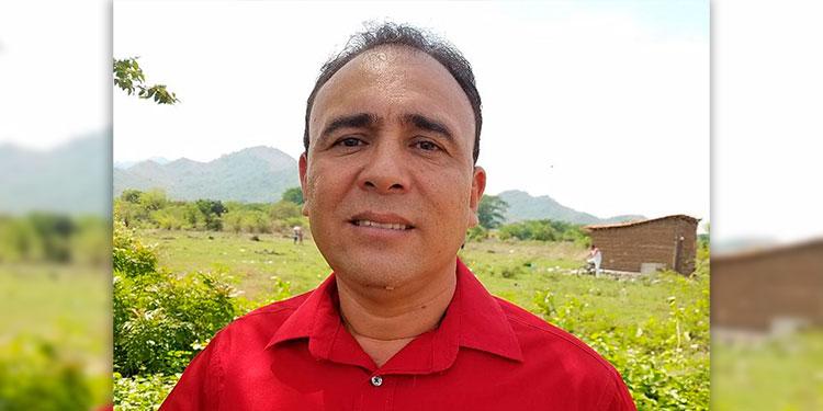 Amílcar Rivas, dirigente del transporte