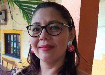 Katy Valdez, secretaria municipal de Choluteca.