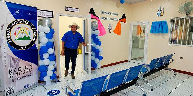 La Secretaría ha invertido más de 1 millón 250 mil lempiras que incluye equipamiento, contratación de recurso humano.