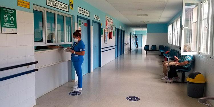 Se anunció la contratación de paramédicos para traslado en ambulancia que no tiene ningún costo.