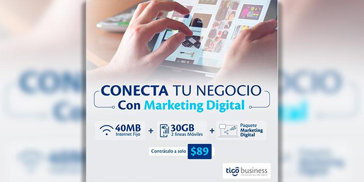 Esta es una oferta única en el mercado que le permite al cliente PYME conectar los servicios de internet fijo y móvil a un mejor precio.
