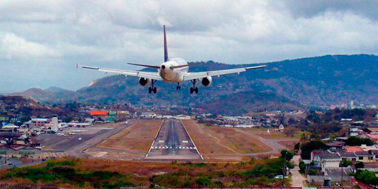 -Toncontín seguirá operando para vuelos locales y vuelos de carga.
