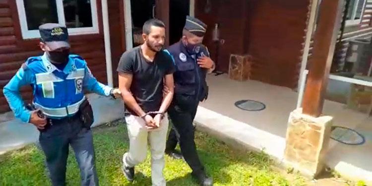 El sujeto fue detenido por orden del Juzgado de Letras de Trujillo, Colón, emitida el 9 de octubre del 2016.