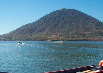 Este año estarían los estudios de factibilidad para unir Amapala con tierra firme mediante un puente de 1.5 kilómetros de distancia.