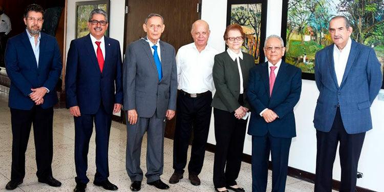José Luis Rivera, Gabriel Delgado, José Mendoza,  Julio Cantero, Ildoira Bonilla, Faustino Laínez, Arturo Medrano.