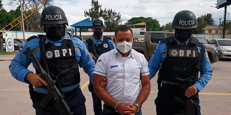 Contra Juan Ángel Solís Almendárez había orden de captura girada por el Tribunal de Sentencia de La Ceiba, Atlántida.