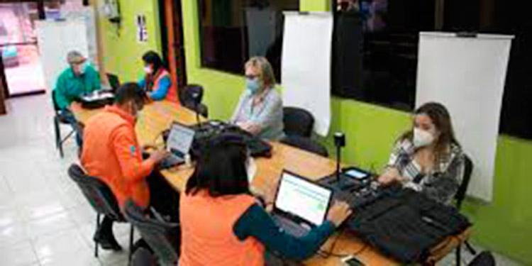 El RNP está contrarreloj para entregar el nuevo DNI a los hondureños antes que expire la vigencia de la actual cédula y las elecciones de noviembre del próximo del 28 de noviembre del 2021.