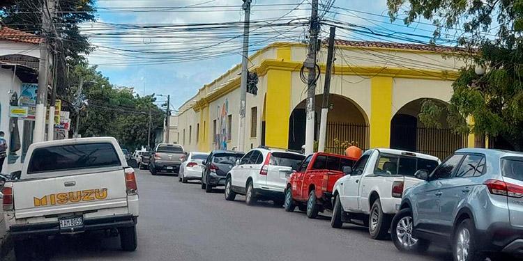 La municipalidad retirará la propaganda política que se coloque en el casco histórico de la ciudad de Choluteca.